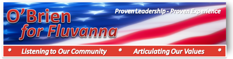 Tony O'Brien for Board of Supervisors in Fluvanna (Rivanna District)